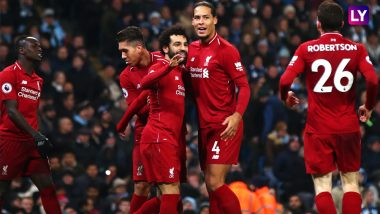 Liverpool vs Crystal Palace, EPL 2018–19 Live Streaming Online: How to Get English Premier League Match Live Telecast on TV & Free Football Score Updates in Indian Time?